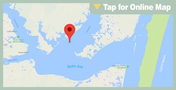 Baffin Slough Rocks