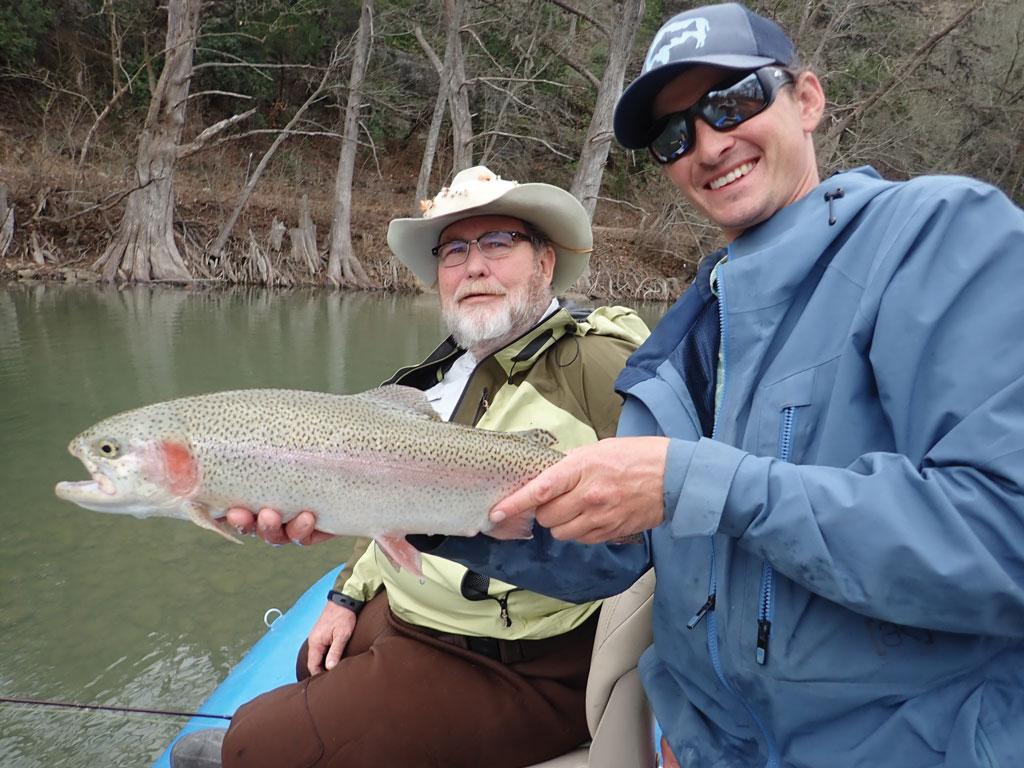GUADALUPE RAINBOWS - Texas Fish & Game Magazine
