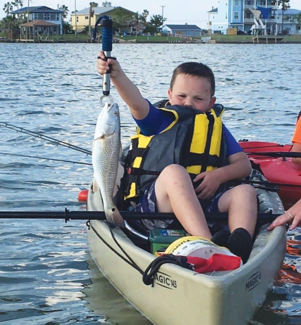 Rockport redfish