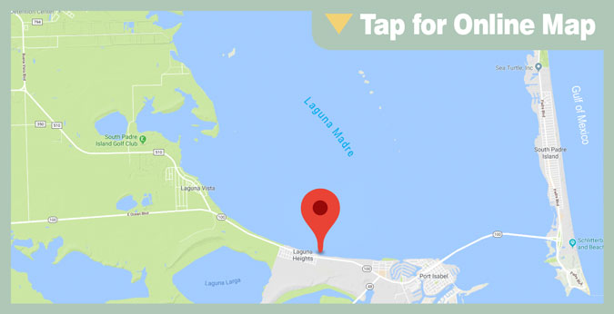 Lower Laguna Madre: Holly Beach