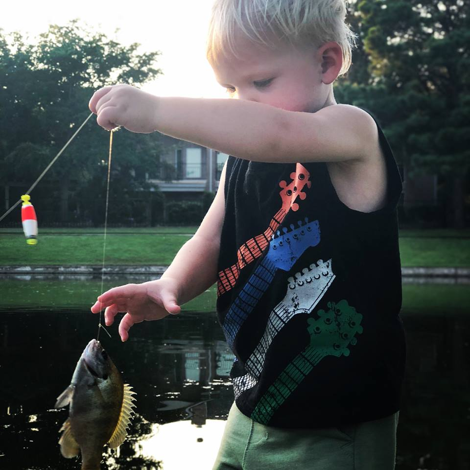 future fisherman