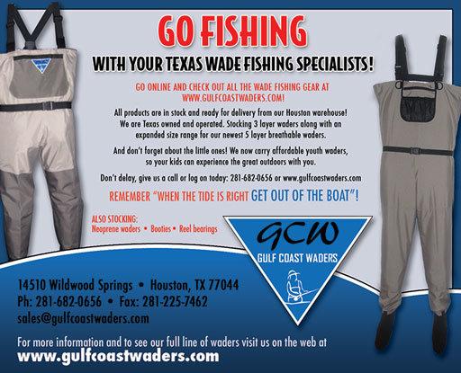 Gulf Coast Waders