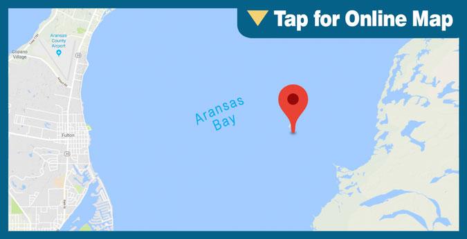 Aransas Bay HOTSPOT: Long Reef