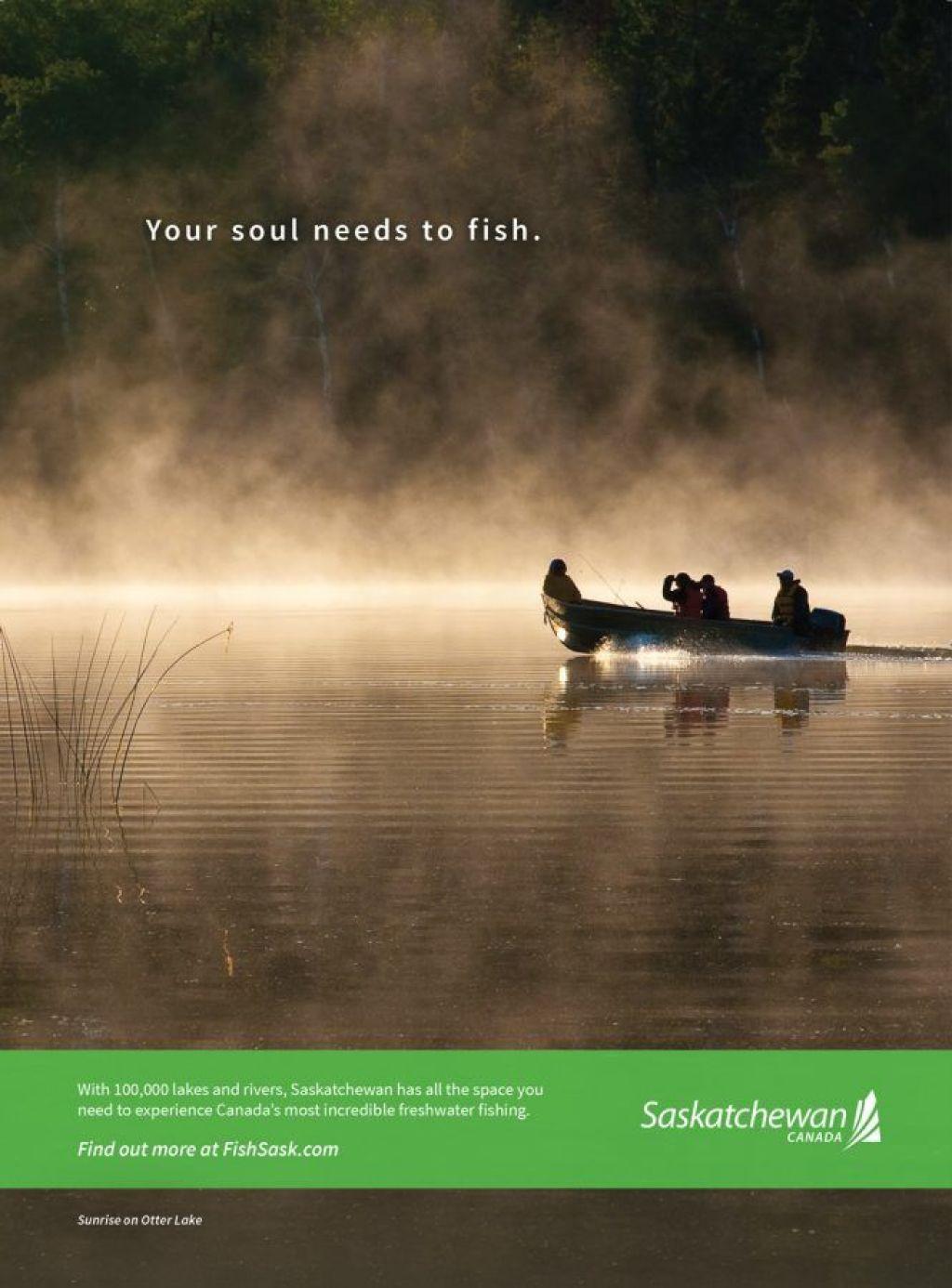 Fish Saskatchewan