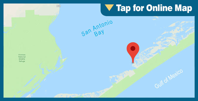 San Antonio Bay HOTSPOT: Cedar Point