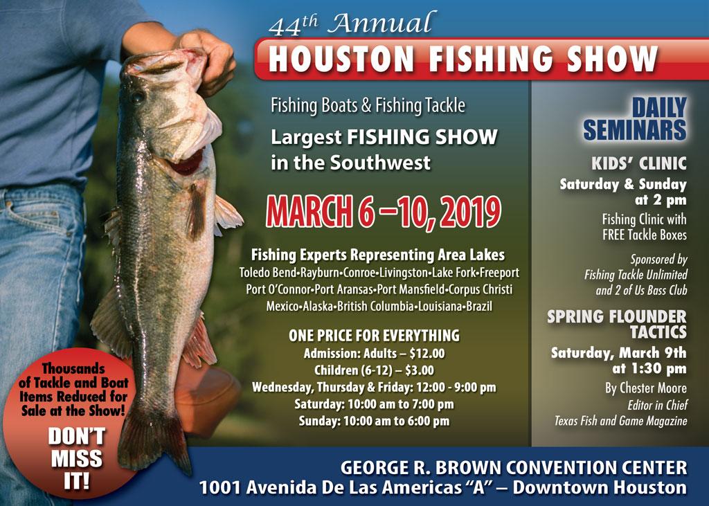 Houston Fishing Show