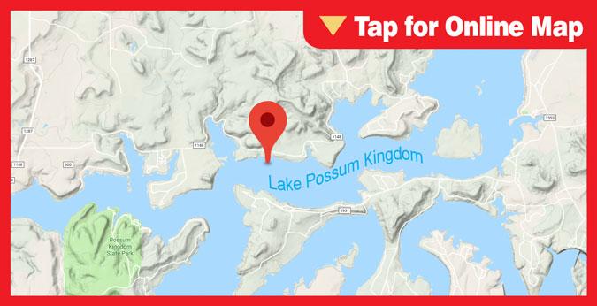 Lake Possum Kingdom