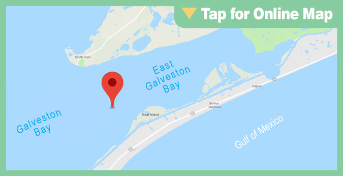 East Galveston Bay