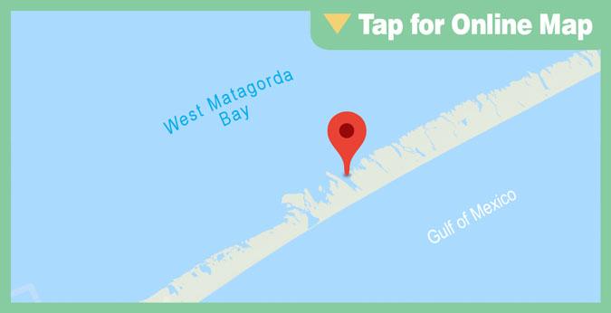 West Matagorda Bay: Cottons Bayou