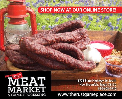 Rust Meat Market