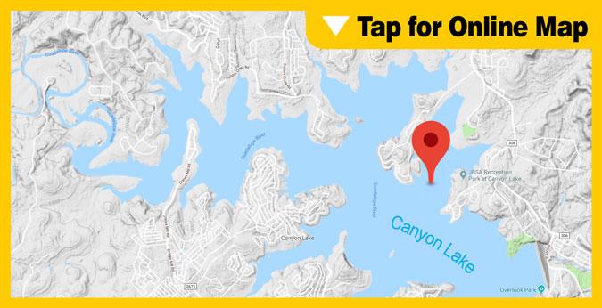 Canyon Lake: Canyon Park Point