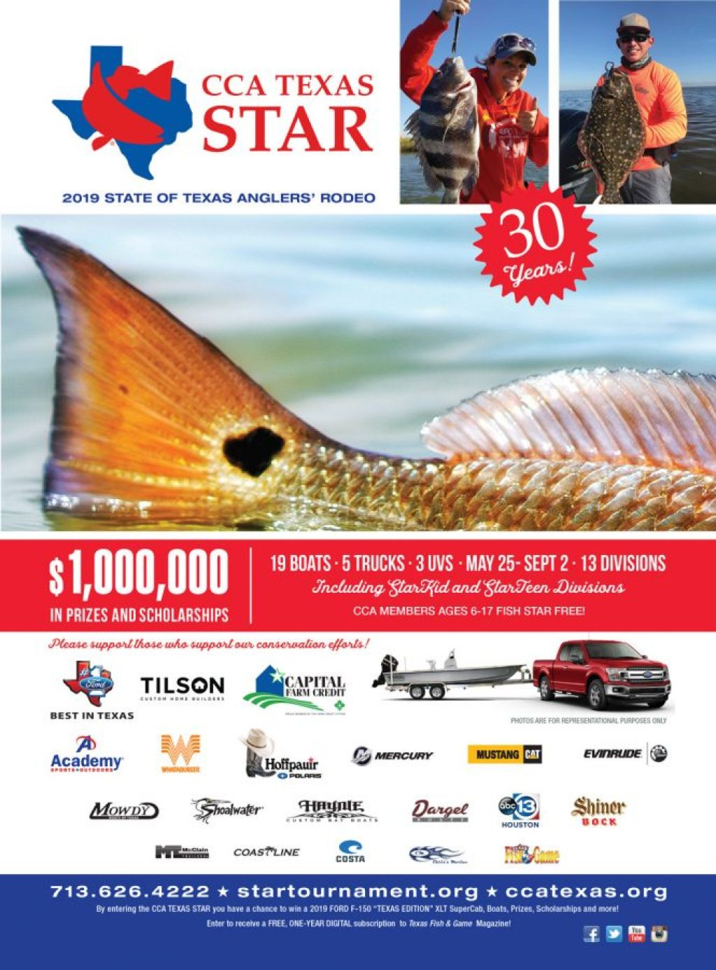 CCA Texas Star Tournament