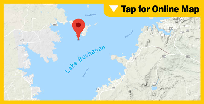 Lake Buchanan