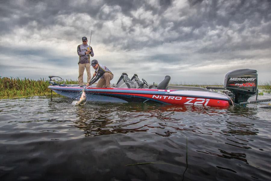 Power-Pole Sponsors Camp Mack Tourney - Texas Fish & Game