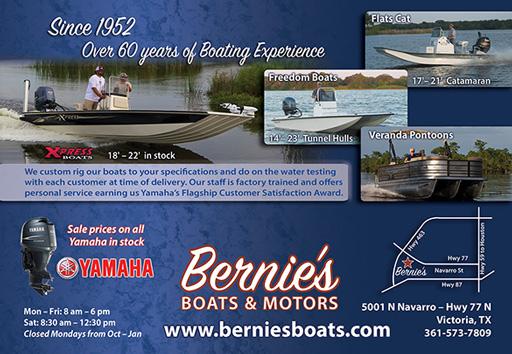 Bernie's Boats