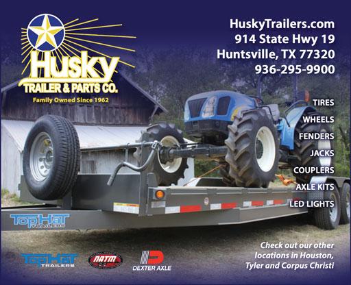 Husky Trailers