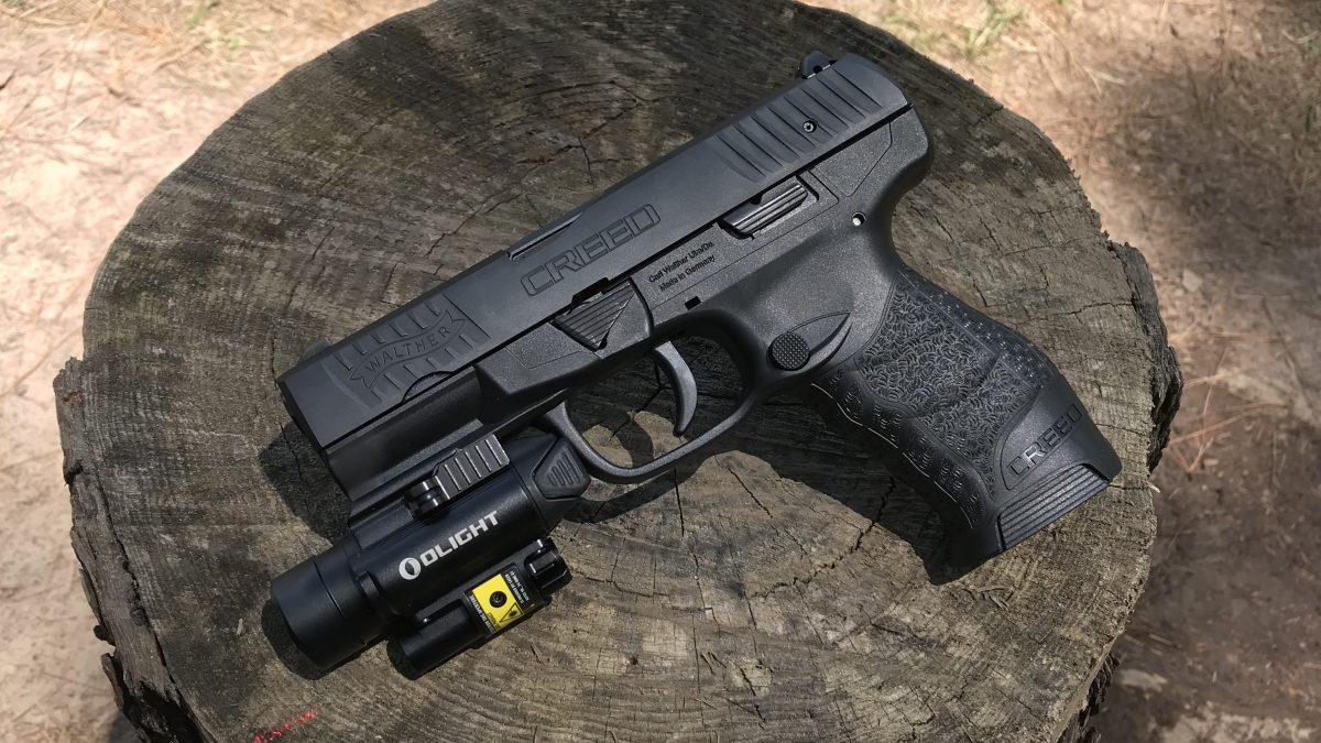 Walther Creed - Budget Handgun Defense - Texas Fish & Game