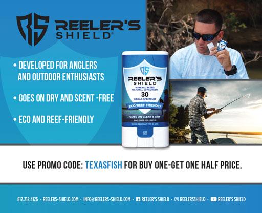 Reeler's Shield