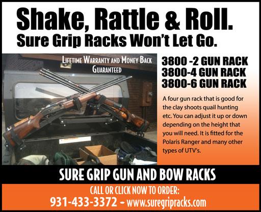 Sure Grip Packs