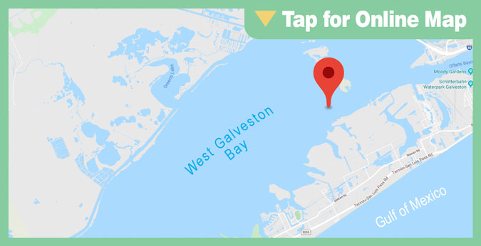 West Galveston Bay