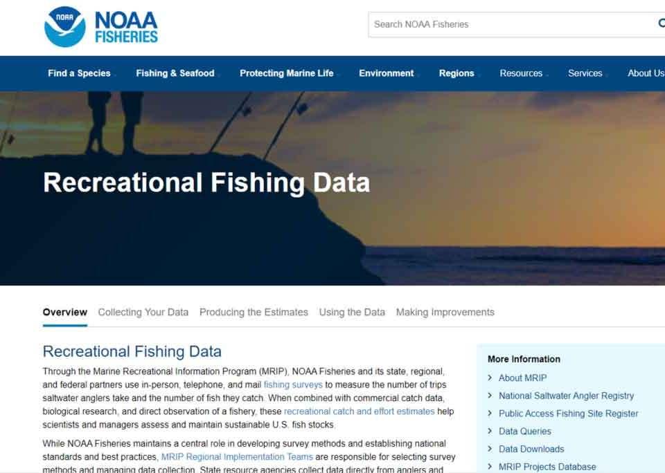 noaa counting fish