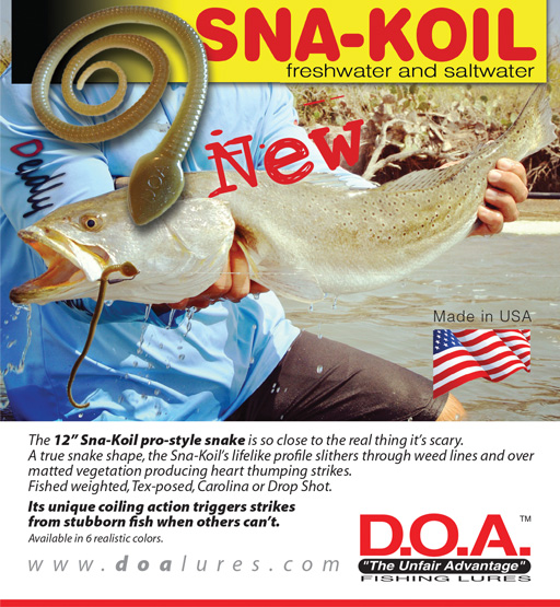 D.O.A. Fishing Lures