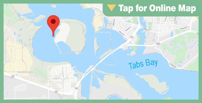 Galveston Trinity Bay