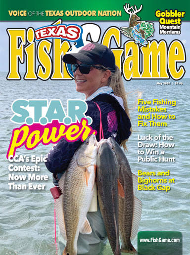 Texas Fish & Game May 2020
