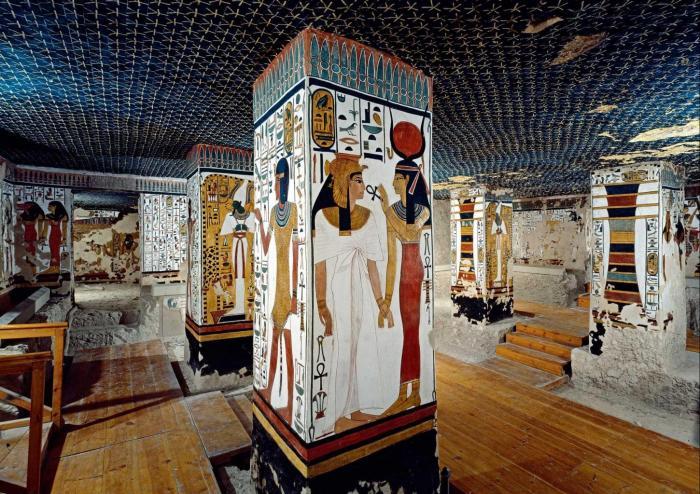 Resultado de imagem para murais egipcios