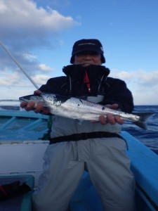 第七回アングル探見丸マス釣り大会
