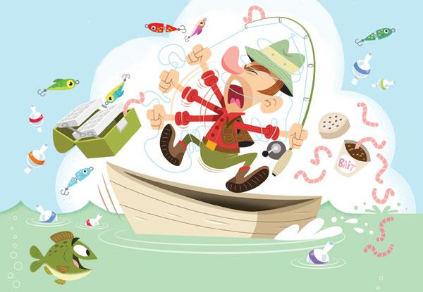 25 Funny Fishing Jokes - Fishing by Boys' Life