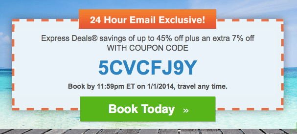 priceline express coupon code 2019