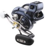 Daiwa Lexa 300 Line Counter Baitcasting Reel – Right Hand