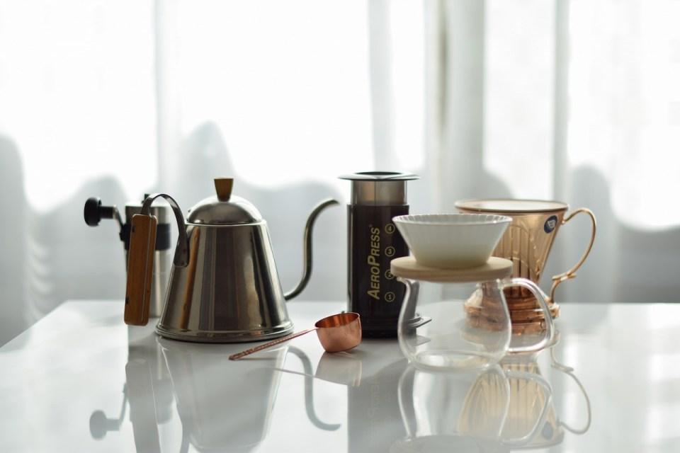 初心者におすすめのコーヒー器具紹介