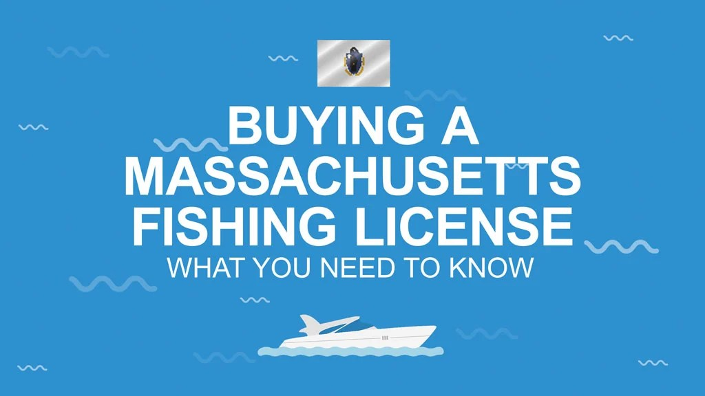 Everything you need to know about getting a Massachusetts fishing license