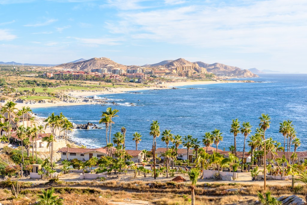 beachside hotels in Cabo San Lucas