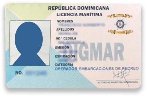 Captains license