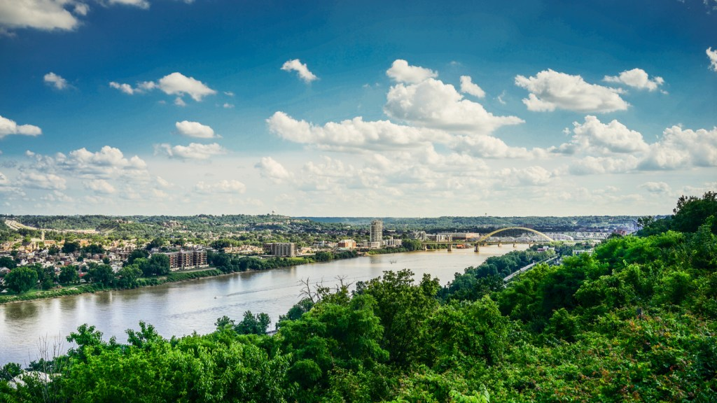 Ohio River, Kentucky