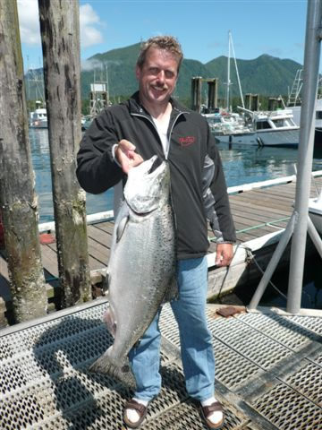 Catching Fish in Tofino With Rick Biggar