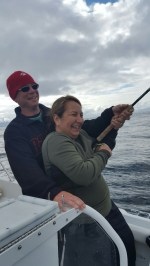 salmon fishing off tofino with biggar fish charters
