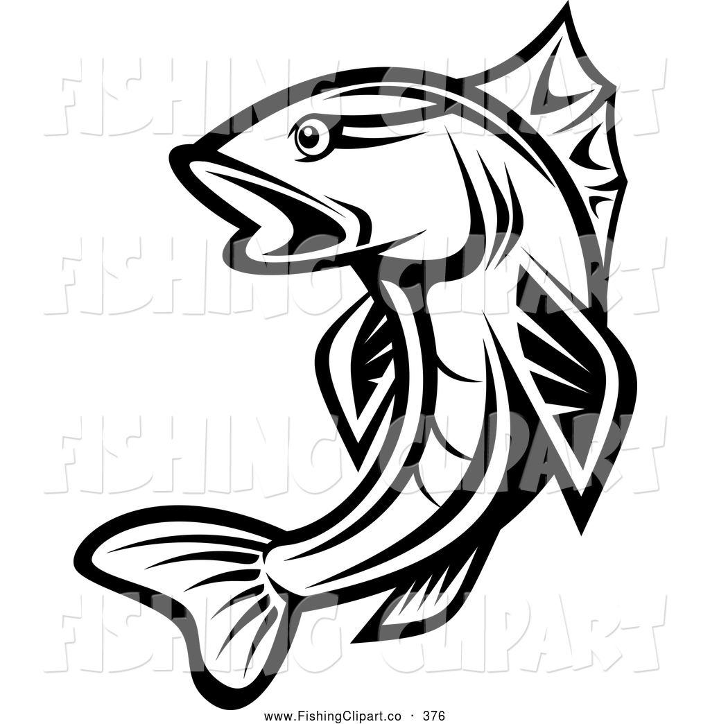 Royalty Free Trout Stock Fishing Designs