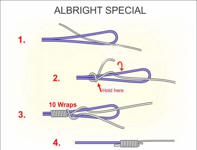 "Knot ""Albright Special"""