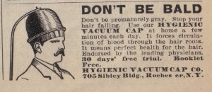Vintage Newspaper Ad