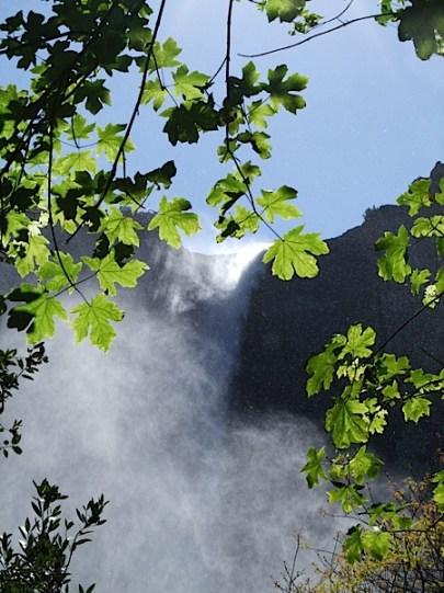 Bridalveil Falls.