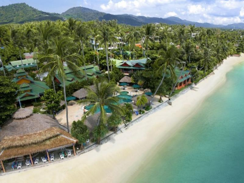 Beach resort Chalong Phuket
