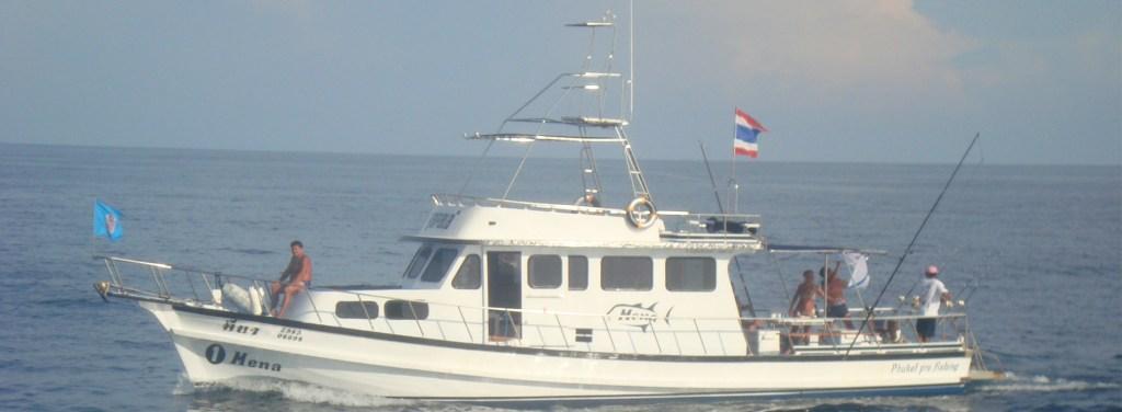 Mena 1 Superior Fishing Day Charter