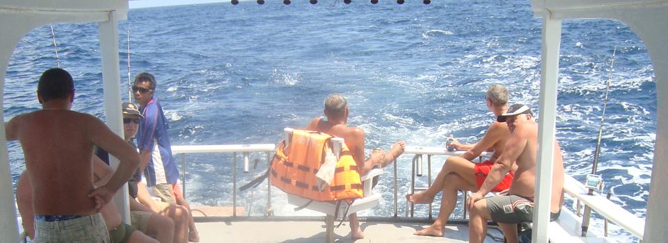 Phuket budget fishing tours