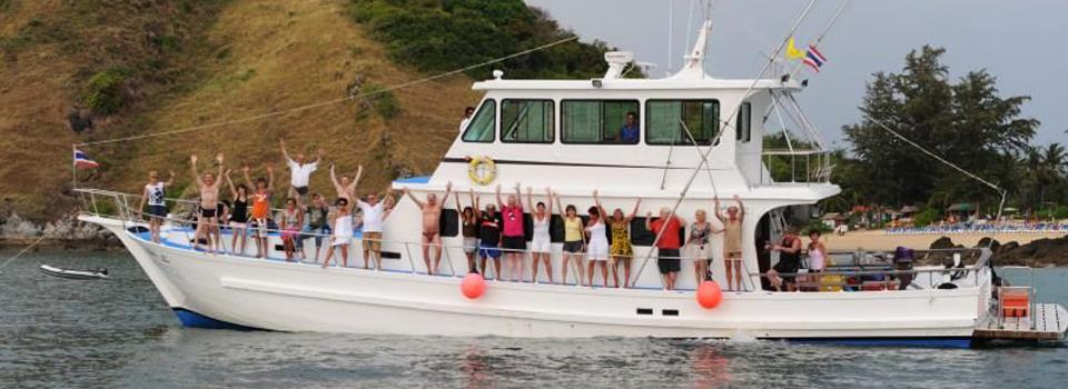 Nikita fishing charter for hire