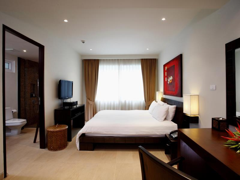 Top class hotel Rawai