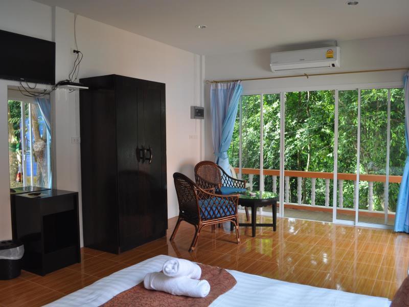 Cheap guesthouse Rawai
